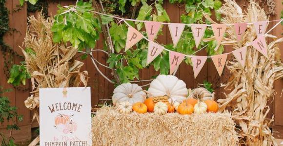 Cumpleaños magico infantil de otoño consejos para decorar y prepar la fiesta