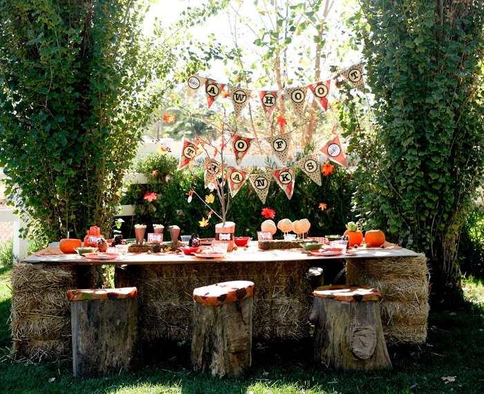 cumpleaños magico celebraciones otono