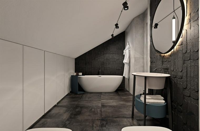 decoración-minimalista-baño
