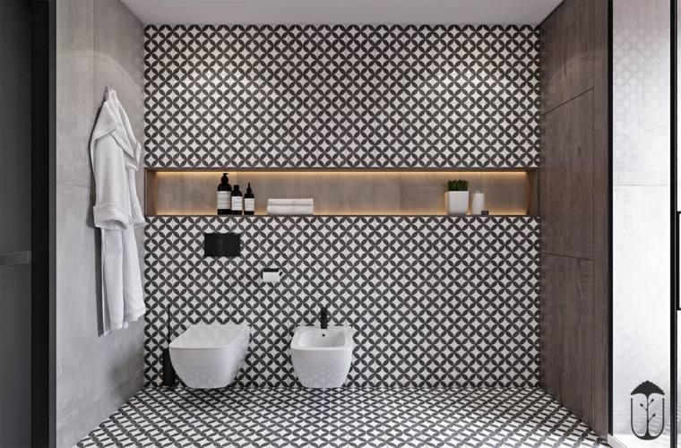 decoración minimalista estilo-marroquí