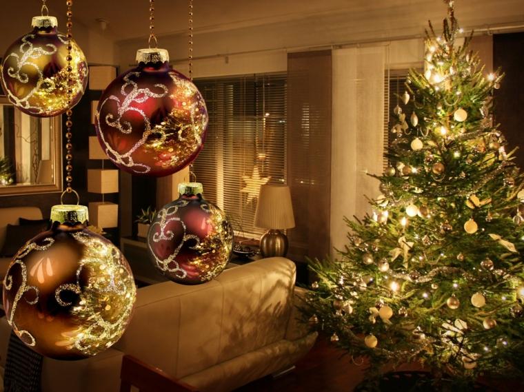 decoraciones para navidad-bolas