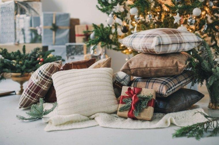 decoraciones para navidad-cojines