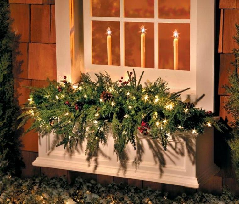 decoraciones para navidad-exterior