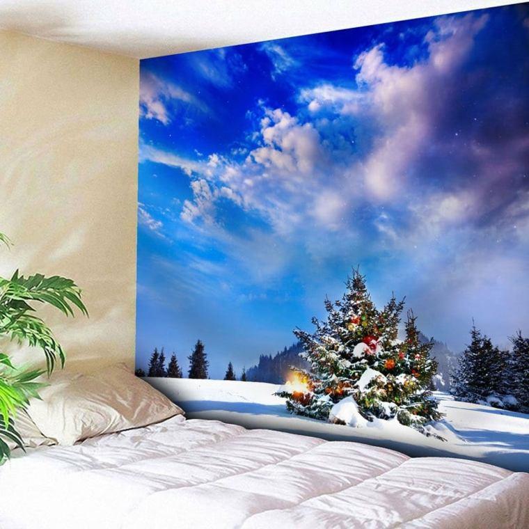 decoraciones para navidad-paredes