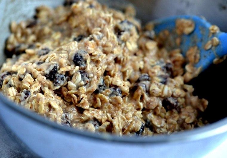 desayunos veganos-ideas-galletas-mezcla