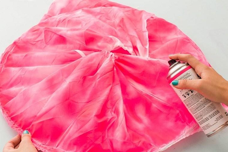 disfraces-para-halloween-flamenco-falda-pintura