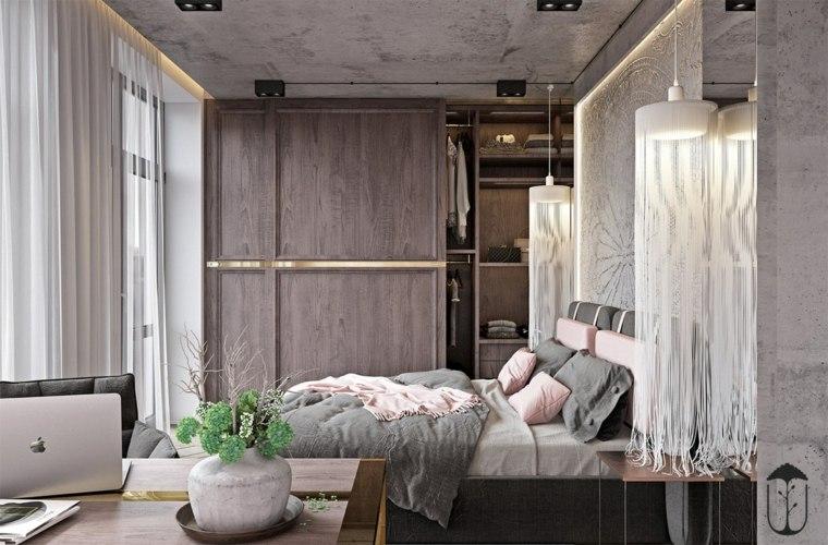 dormitorio-en-rosa-pálido