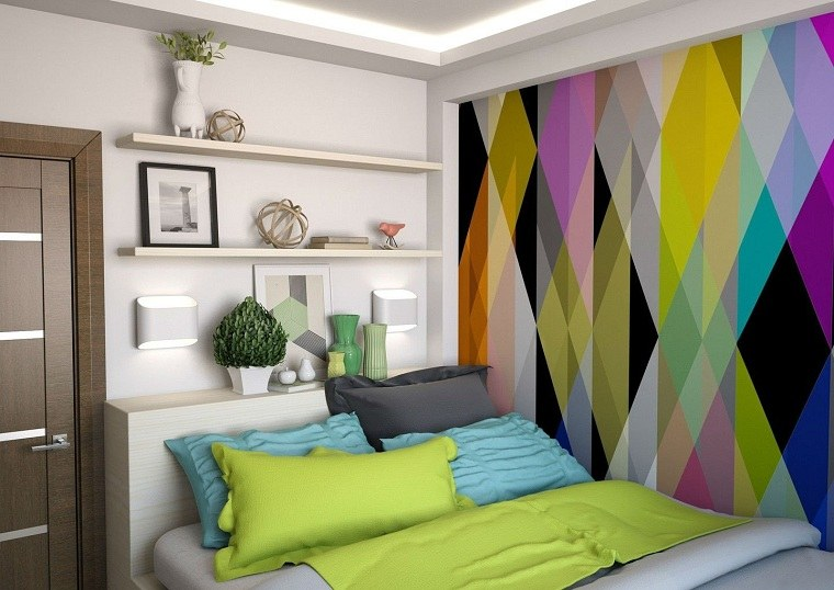 dormitorio-pared-colores-originales