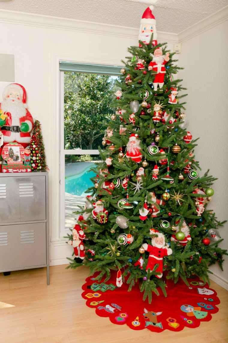 el arbol de navidad-decoracion