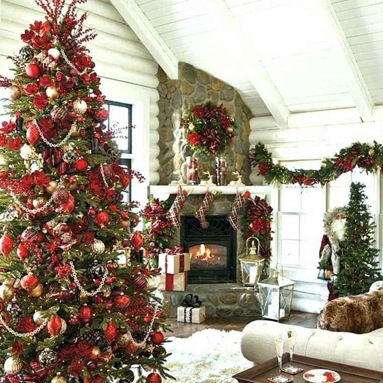el arbol de navidad-decoraciones