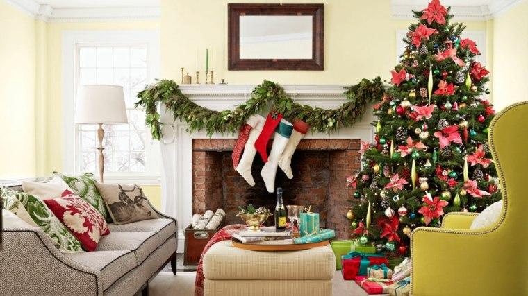 el arbol de navidad-moderno