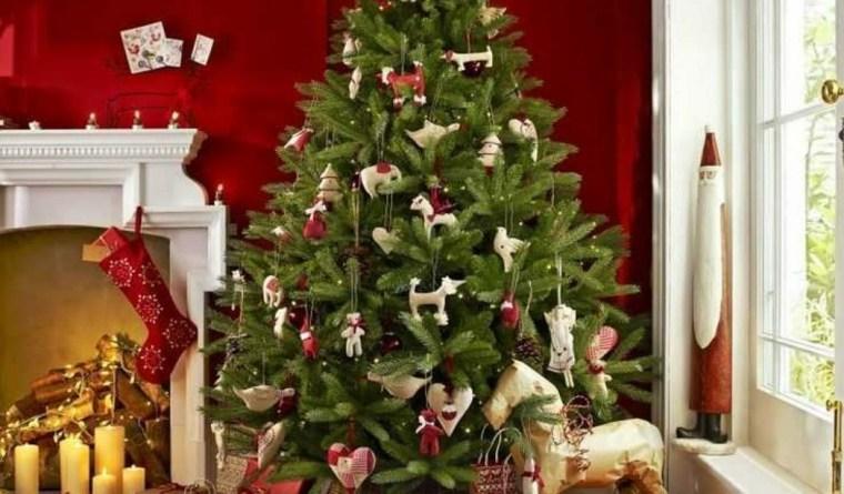 el arbol de navidad-salon