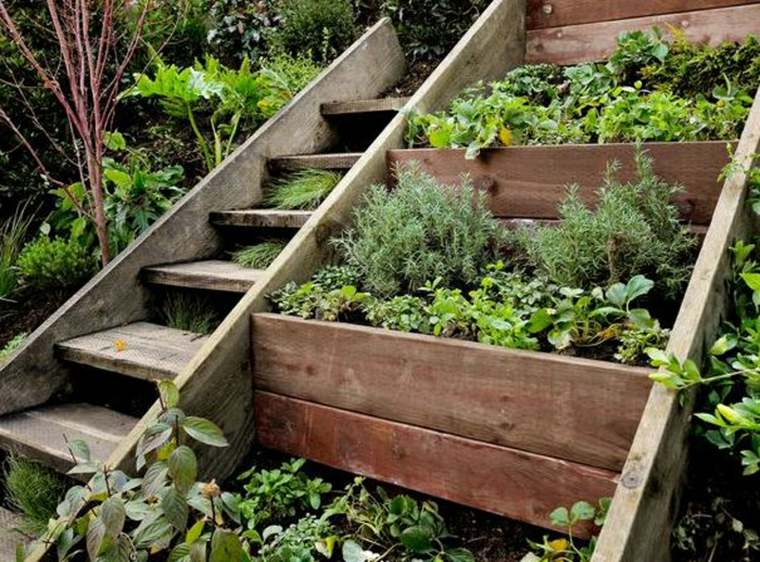 escaleras-de-madera