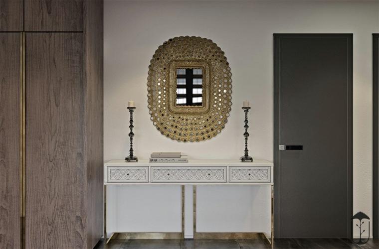 espejo-marroquí