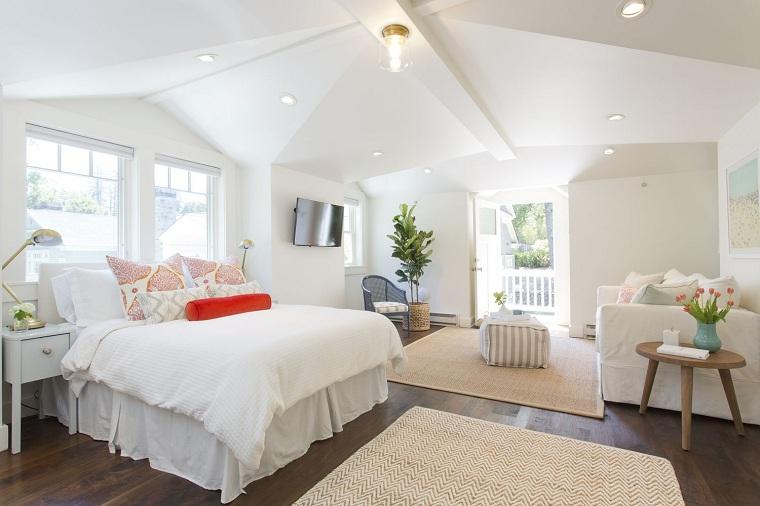 estilo de diseño de interiores-cotagge-habitacion-amplia