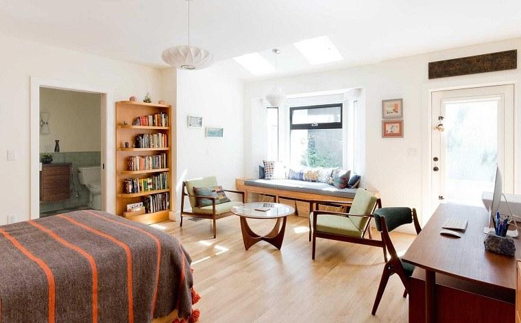 estilo de diseño de interiores-cotagge-muebles-estilo