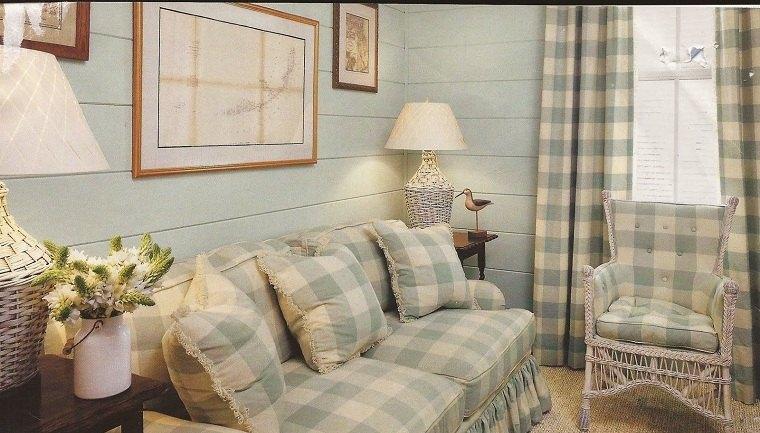 estilo de diseño de interiores-cotagge-sala