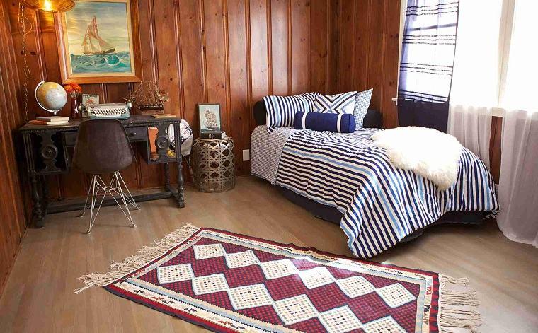 estilo-de-diseno-de-interiores-ideas-dormitorio-cotagge