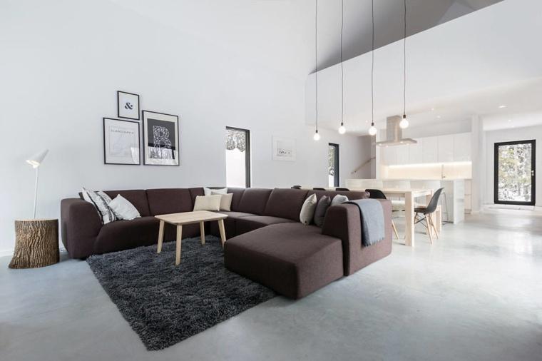 estilo-moderno-diseno-interior-comedor-sala-estar