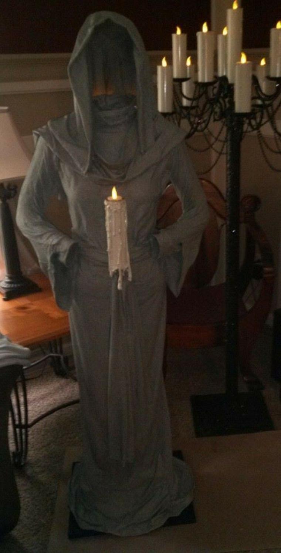 fantasma-para-Halloween-con-velas