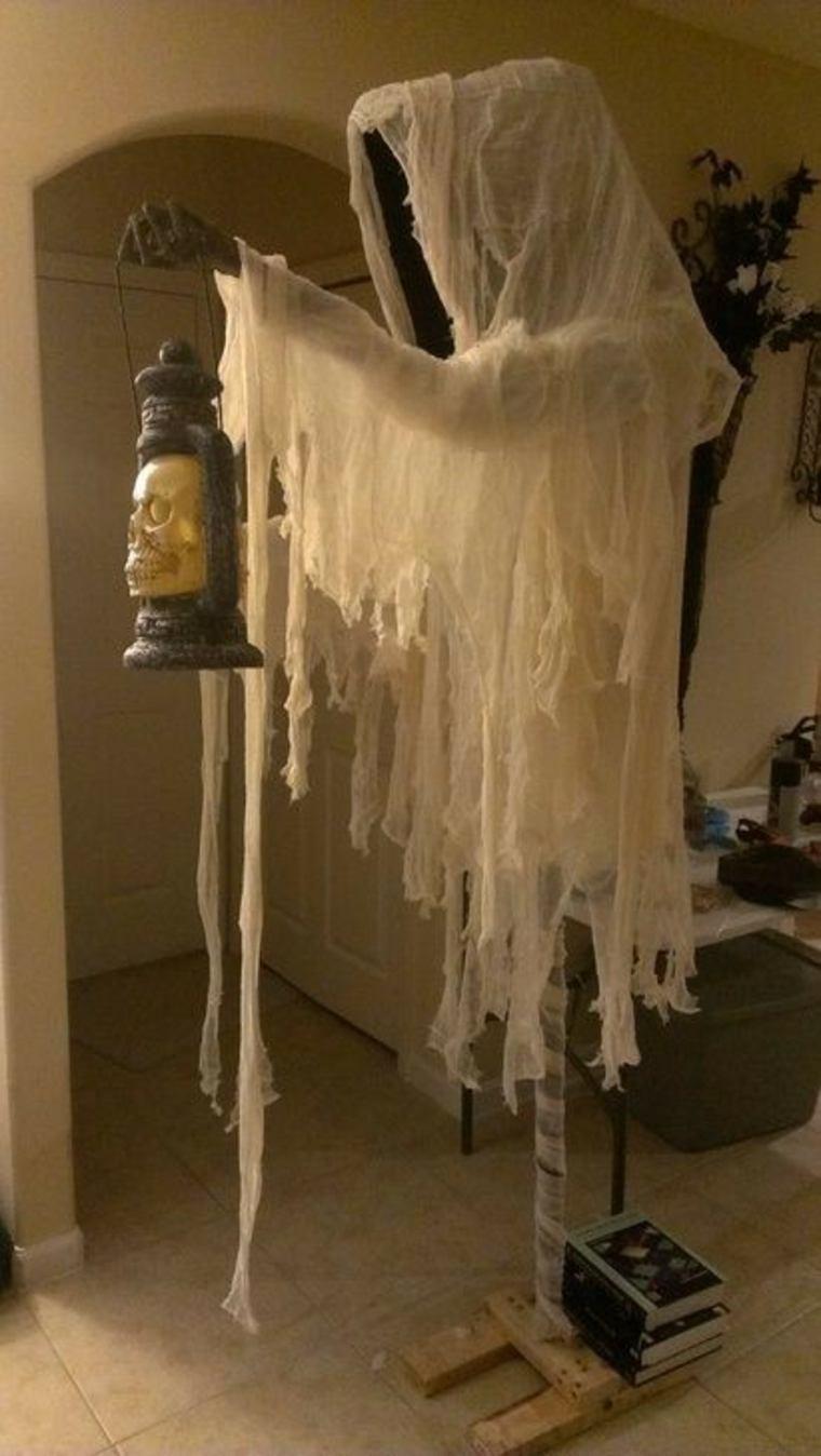 fantasmas para Halloween decoración