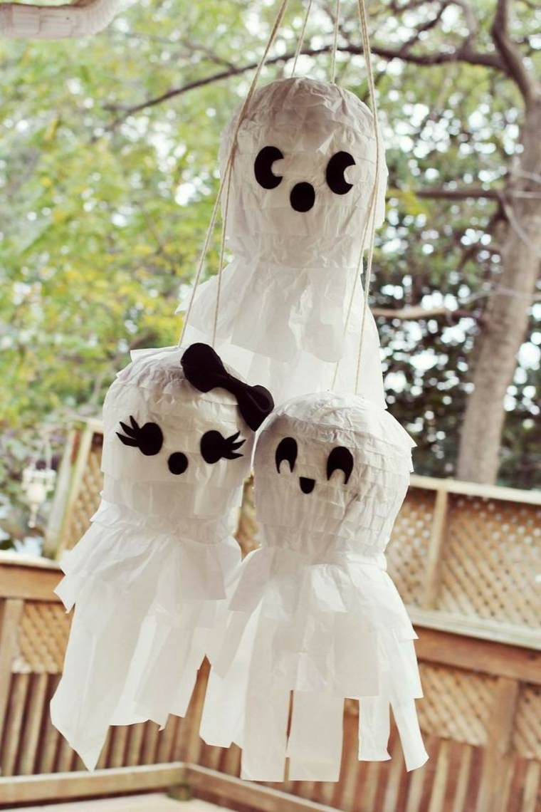 fantasmas-para-Halloween-familia