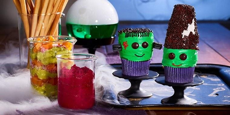 fiesta de halloween-comida-recetas-originales