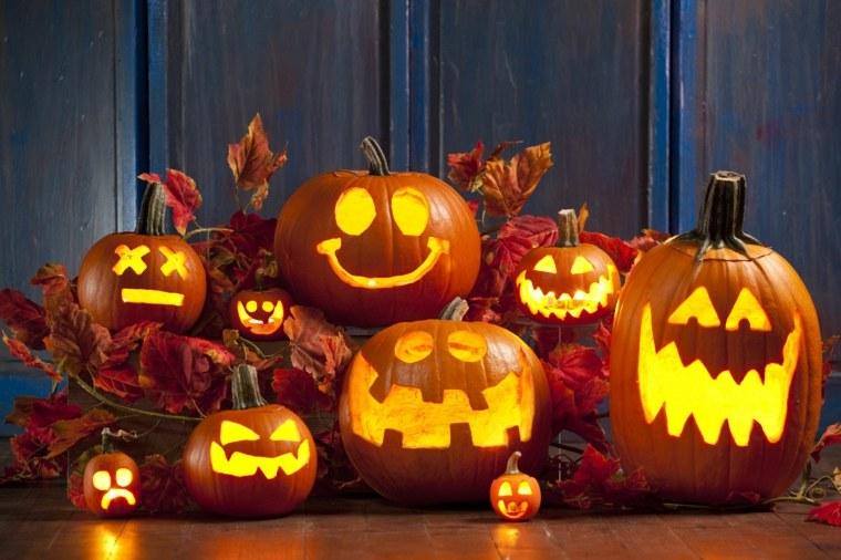 figuras de halloween-calabazas