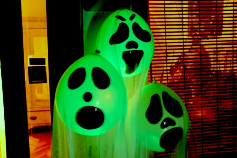 globos-fantasmas-decoración