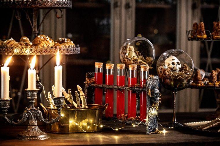 halloween-2018-chupitos-decorar-mesa-decorada-fiesta