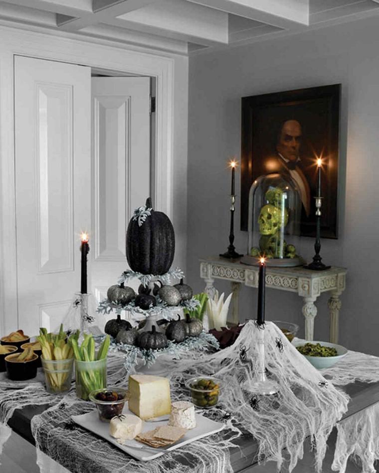 halloween-2018-ideas-decorar-mesa