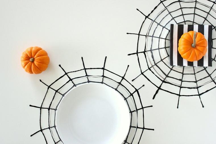 halloween 2018-ideas-mesa-decorada
