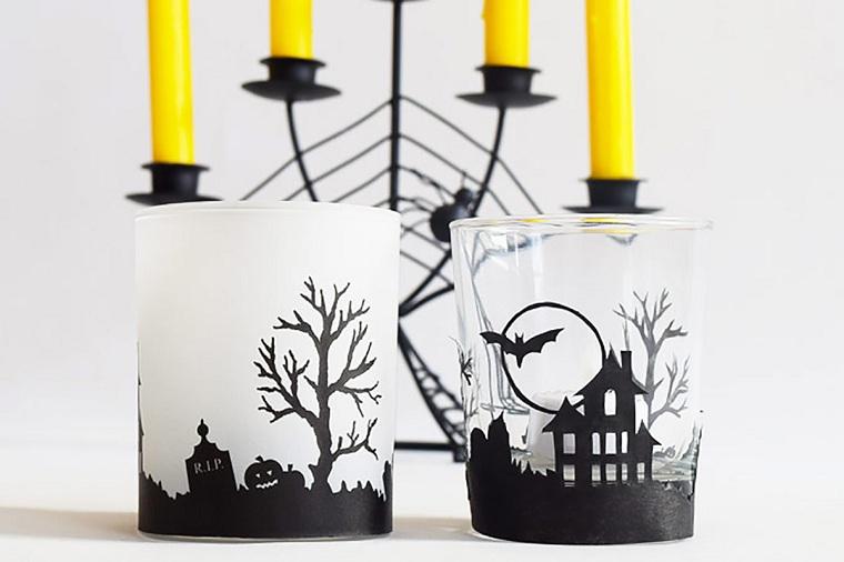 halloween-2018-vasos-decorados-estilo