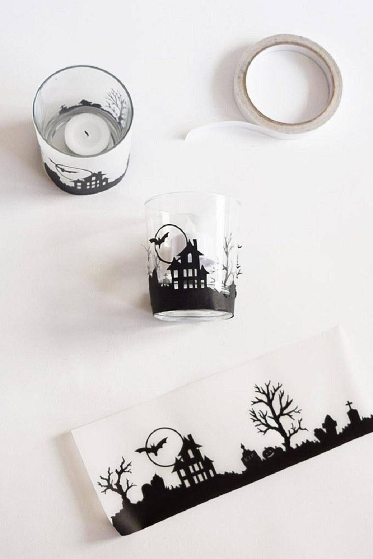 halloween-2018-vasos-mesa-ideas