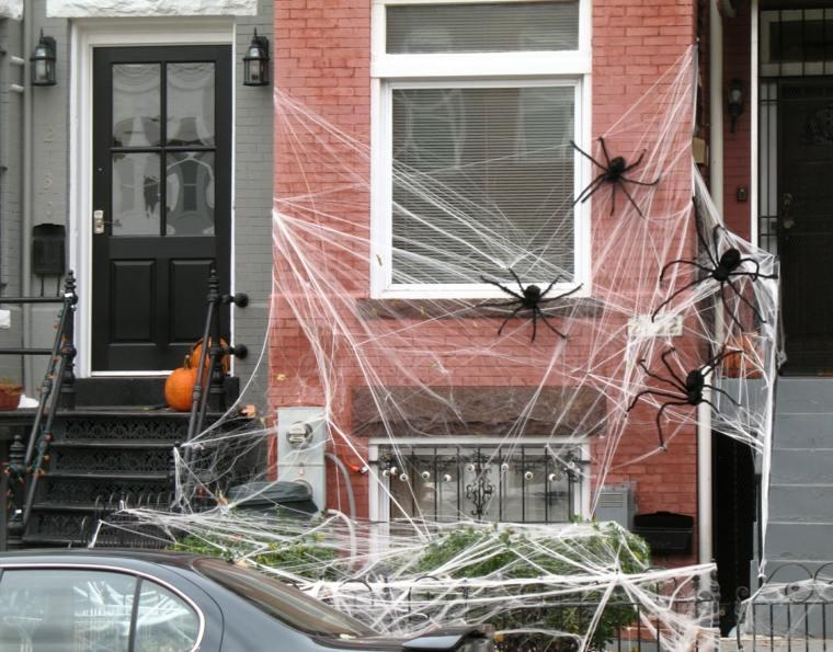 halloween manualidades-decorar-extreior