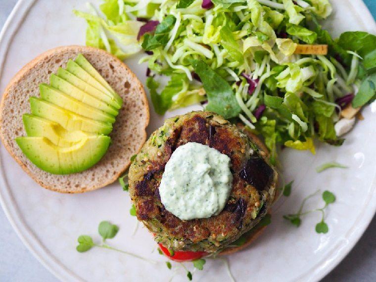 hamburguesas-veganas-berenjena-calabcin-ideas