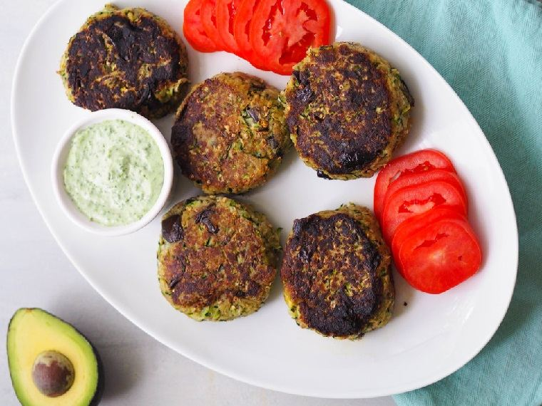 hamburguesas-veganas-berenjena-recetas-deliciosas