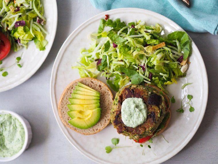 hamburguesas-veganas-berenjena-recetas