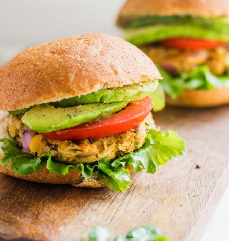hamburguesas veganas-receta-barbacoa