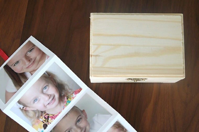 ideas de regalos caja-de-fotos
