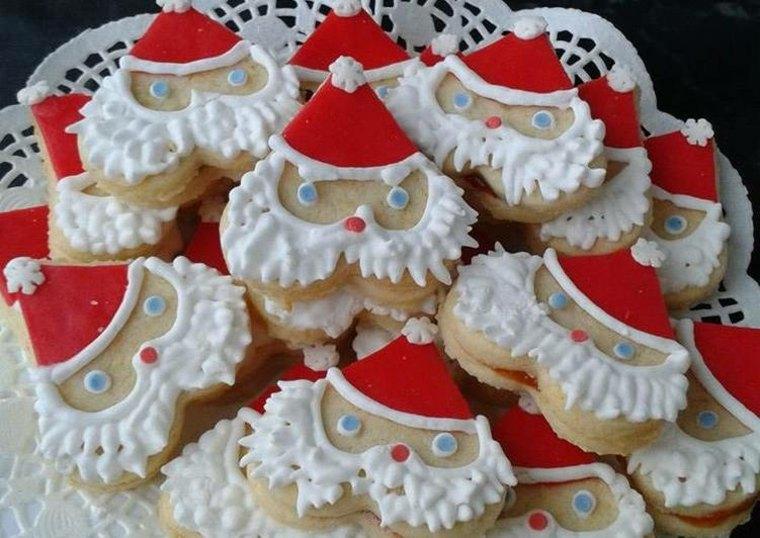 ideas de regalos galletas-de-Navidad