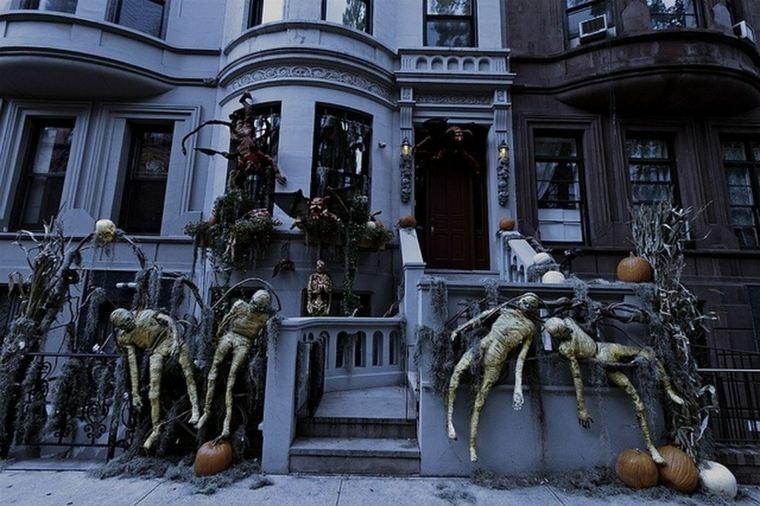 ideas halloween-decorar-exterior