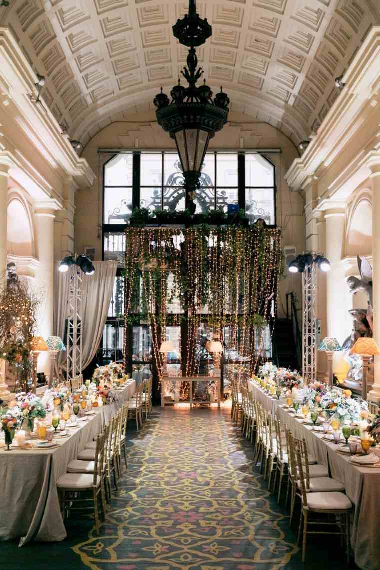 ideas para bodas invierno-decoracion-estilo-moderno