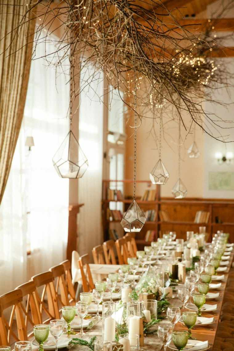 ideas-para-bodas-invierno-decoracion-mesa-larga