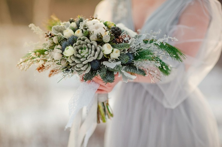 ideas-para-bodas-ramo-estilo-invierno