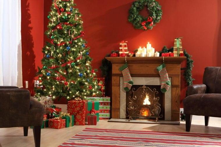 ideas para decorar en navidad-casa