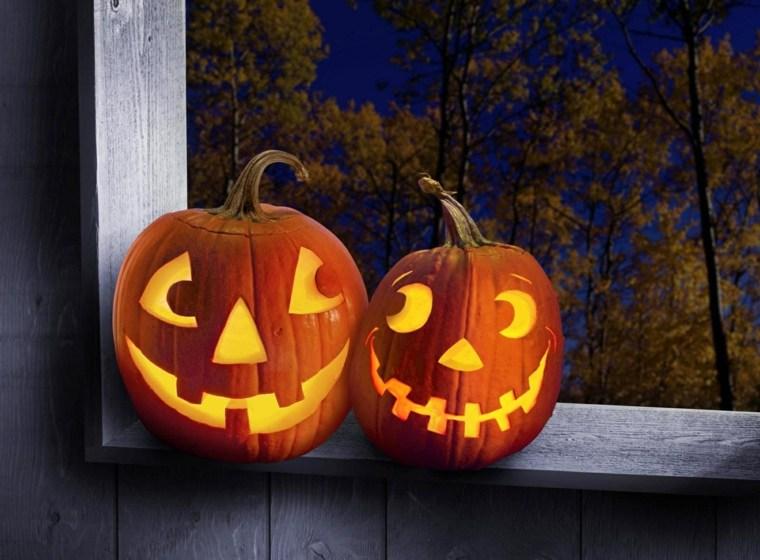 ideas para halloween-calabaza