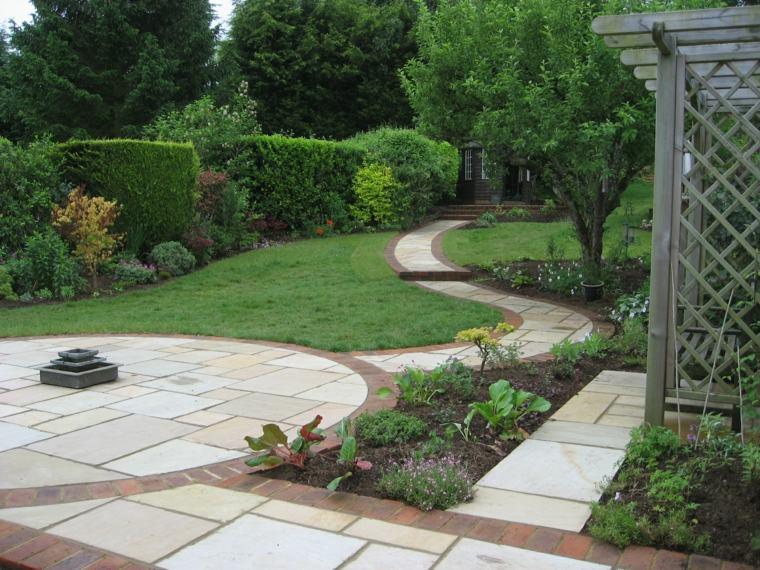 ideas para jardines diseño