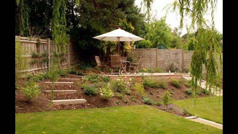ideas para jardines inclinados (2)