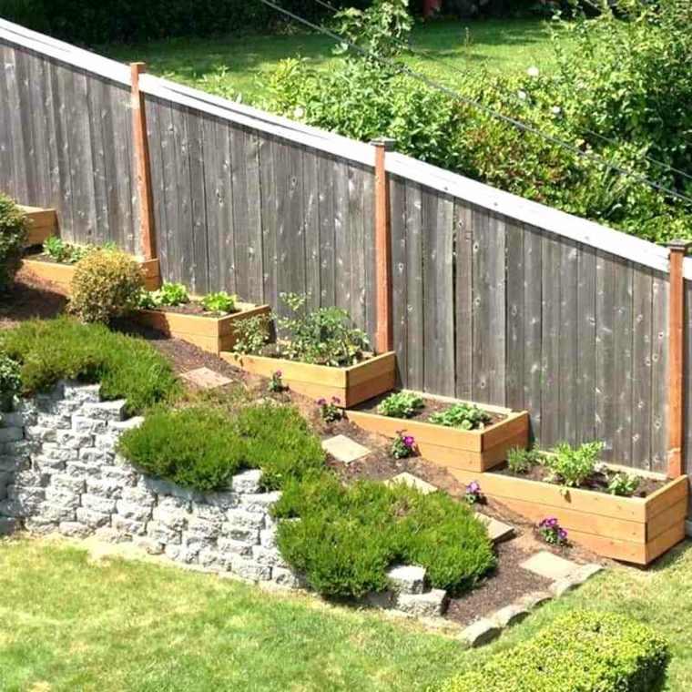 ideas para jardines maceteros